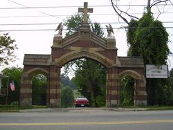 Saint Adalberts Cemetery