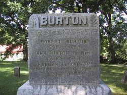 Hannah Elizabeth Burton