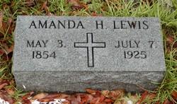 Amanda C. Henderson <I>Rayburn</I> Lewis