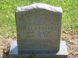 Della <I>Bunch</I> Parker
