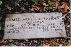 James Monroe Sanders Sr.