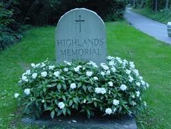 Highlands Memorial Park