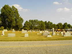 Boiling Springs First Baptist Church Cemetery