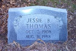 Jessie B. Thomas