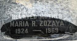 Maria R <I>Rodriquez</I> Zozaya