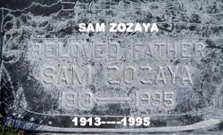 Sam M Zozaya