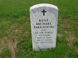 AMN Kent Michael Zakrzewski