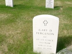 Gary D Ferguson