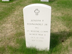 Joseph T Fernandez, Jr