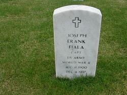 Joseph Frank Fiala