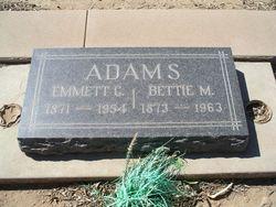 Emmett Clark Adams