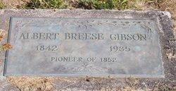 Albert Breese Gibson