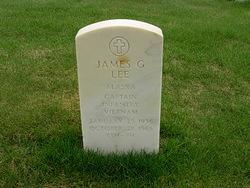 Capt James George Lee