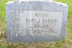 Mary Jane <I>Fredenburg</I> Keller