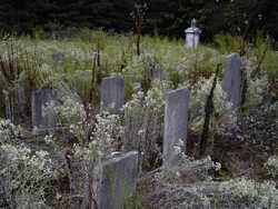 Cane Creek Quaker Church Cemetery