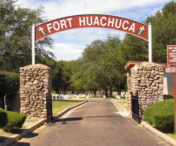 Fort Huachuca Cemetery