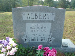 Sgt Urel Junior Albert