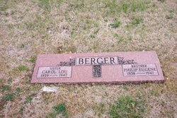 Carol Lou Berger