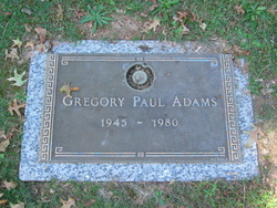 Gregory Paul Adams