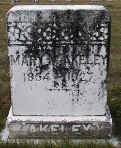 Mary Margaret Akeley