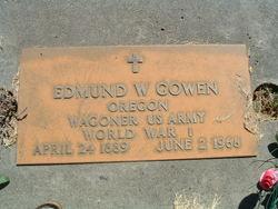 Edmund Whiting Gowen