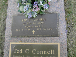LTC Ted C Connell