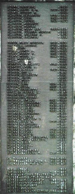 Frederick Evangelical Reformed Cemetery