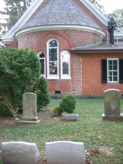 Saint Pauls Kent Churchyard