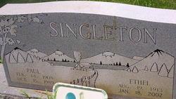 Ethel Singleton