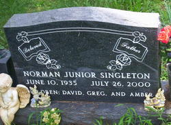 Norman Junior Singleton