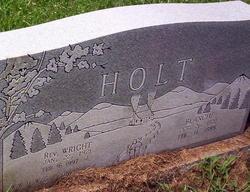 Blanche <I>Scarbrough</I> Holt