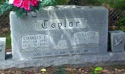 Dollie Joyce <I>Reed</I> Taylor