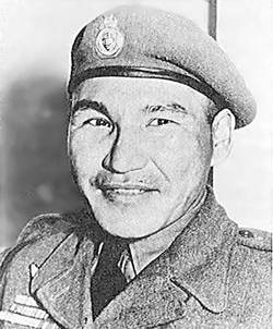 Sgt Tommy Prince