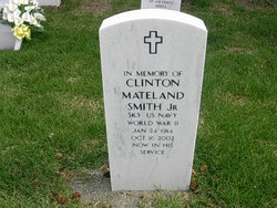 Clinton Mateland Smith, Jr