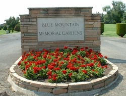 Blue Mountain Memorial Garden