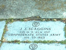 Pvt James J. Scroggins
