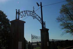 Saint Peters Greek Catholic Cemetery