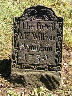 Rev William Burnham