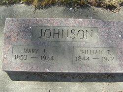 William T Johnson