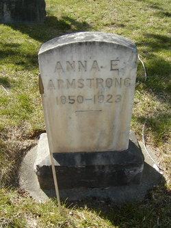 Anna E Armstrong