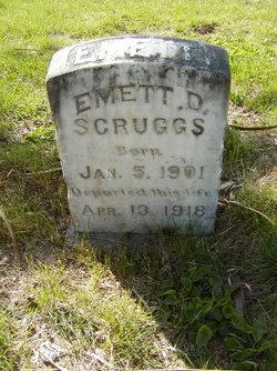 Emett D Scruggs