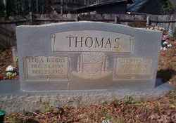 Lola <I>Biddix</I> Thomas