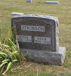 Lillie <I>Jones</I> Atkinson