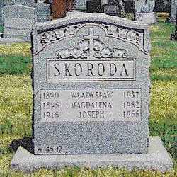 Magdalena <I>Wozniak</I> Skoroda