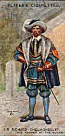 Sir Richard Cholmondeley