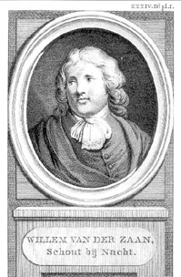 Willem Van der Zaan