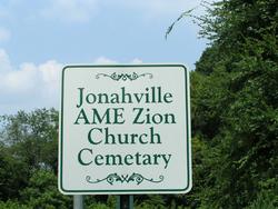 Jonahville AME Zion Church Cemetery