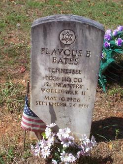 Flavous Benjamin Bates