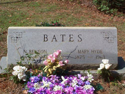 Noah Benson Bates