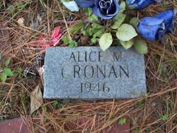 Alice Mae Cronan